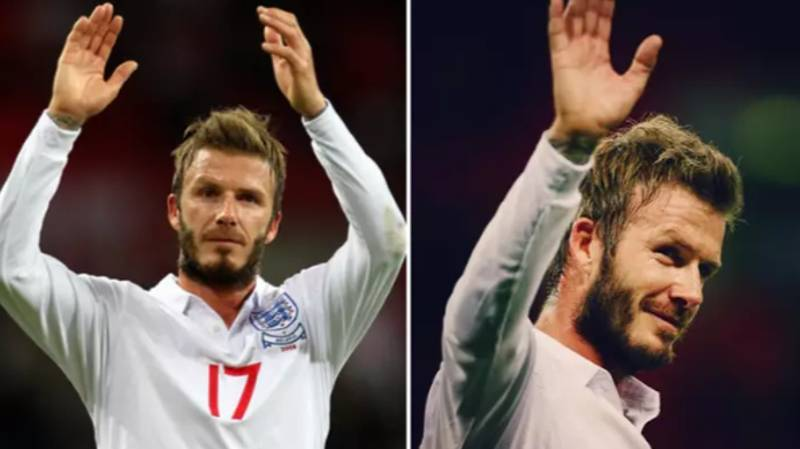 On This Day 10 Years Ago, David Beckham Played His Final Game For England