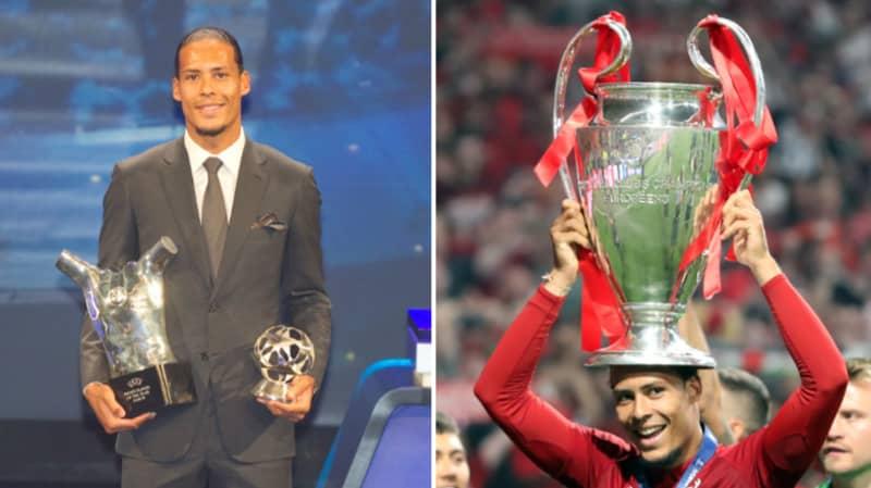 Virgil Van Dijk Received £750,000 In Bonuses For Clean Sheets Last Season