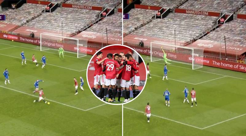 Bruno Fernandes Shows Class Of Eric Cantona With Sublime Goal Against Everton