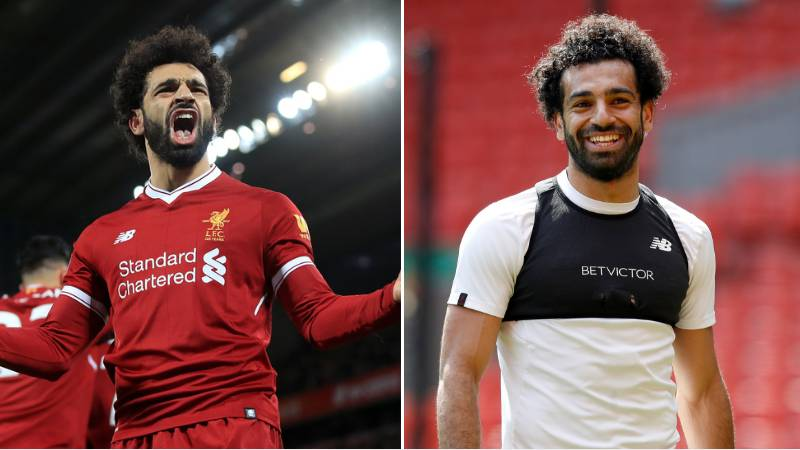 Mo Salah's Agent Responds To Rumours Linking Liverpool Star With Barcelona