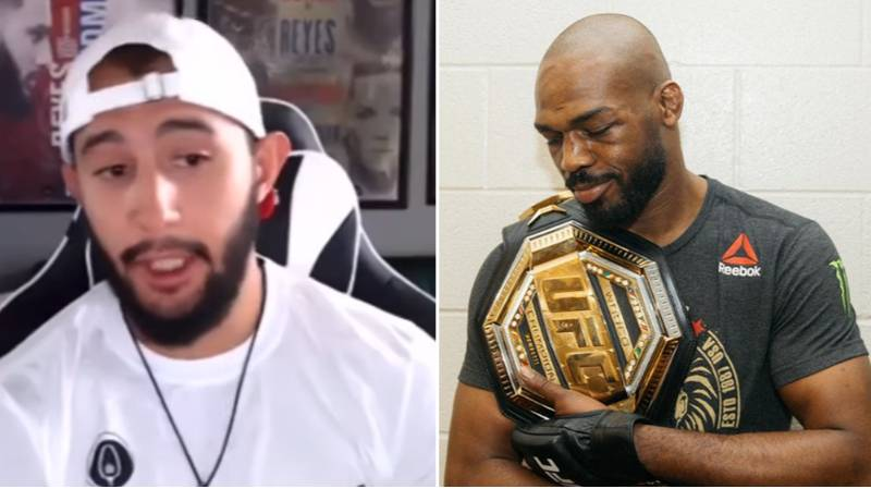 Dominick Reyes Makes Astonishing Claim About Jon Jones After He Vacates UFC Title