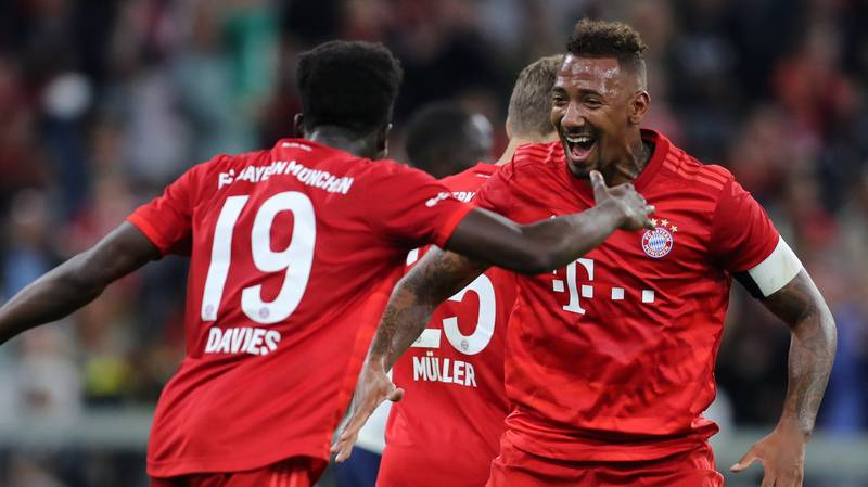 Bayern Munich vs Dortmund: Live Stream And TV Channel For German Super Cup