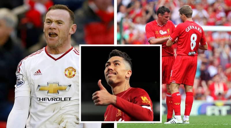 Wayne Rooney Chooses Liverpool's Best XI In Premier League History