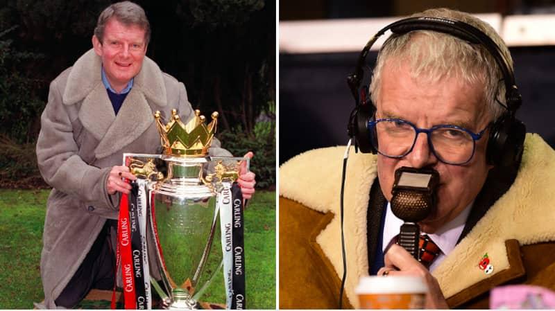 Legendary Commentator John Motson Calls His Final Match Tomorrow