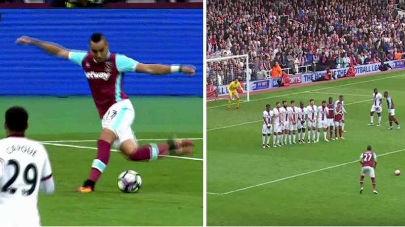 Dimitri Payet's 2015/16 Campaign For West Ham Was Next Level