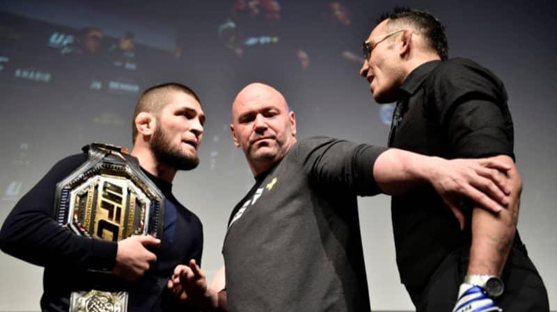 Tony Ferguson Sends Message To Khabib Nurmagomedov After He Announces UFC Retirement