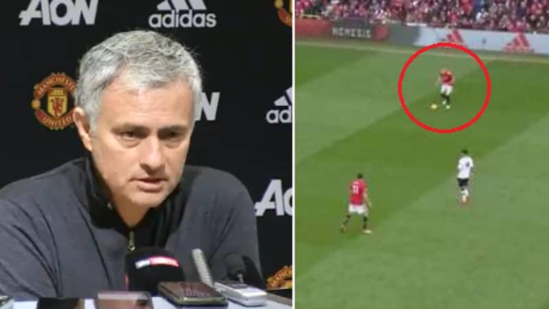 Jose Mourinho Explains Why He's 'Upset' With United Fans, Involves Scott McTominay