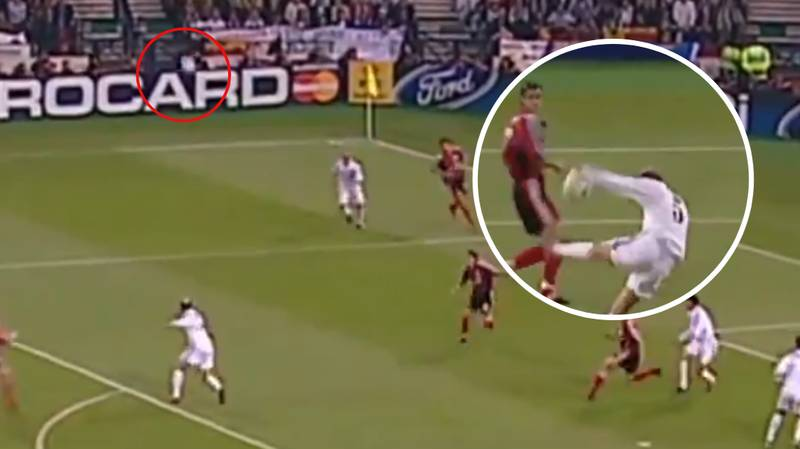 17 Years Ago Today, Zinedine Zidane Scored One Of The Greatest Goals In Champions League History