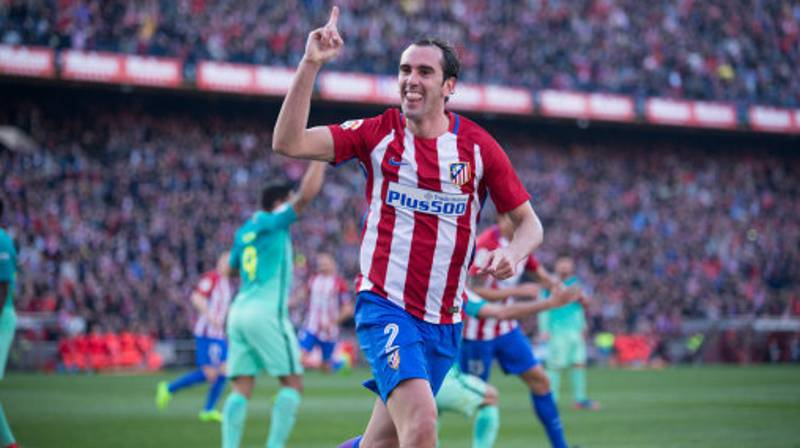 Diego Godin Says Leicester Star Could Play For Atleti