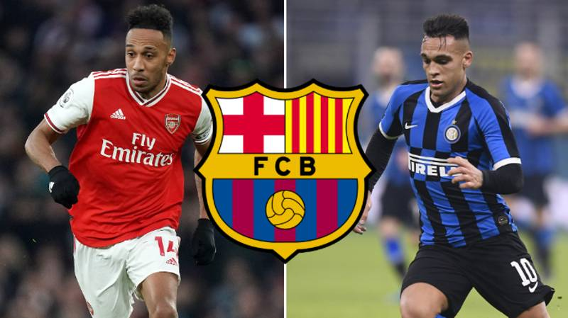 Barcelona's Five-Man Shortlist To Replace Luis Suarez Has Been Revealed