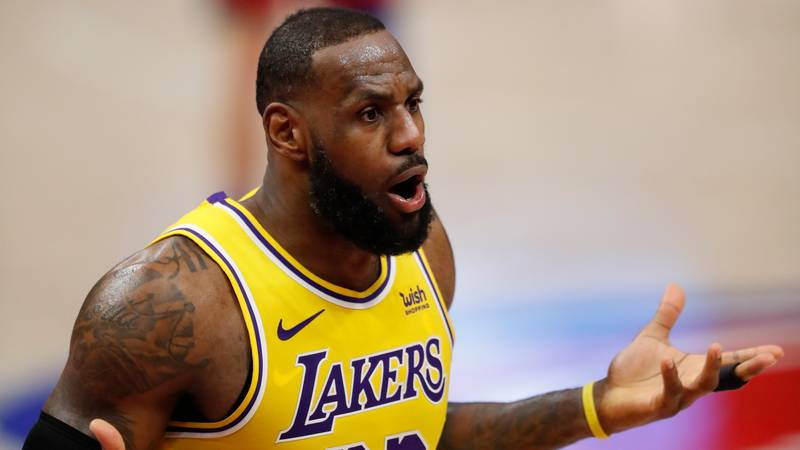 NBA's Highest Earners Of 2021 Revealed