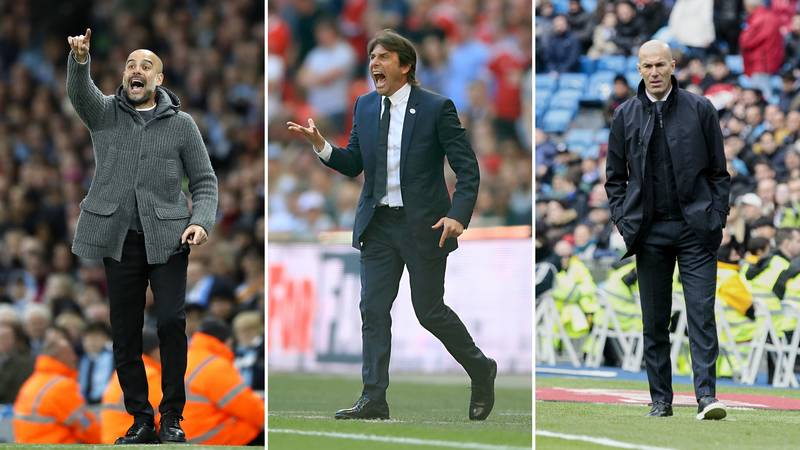 Highest Paid Coaches In World Football Revealed, Interesting Number One