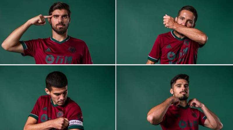 Wolves New Third Kit Proves They're Basically Just The Portugal National Team