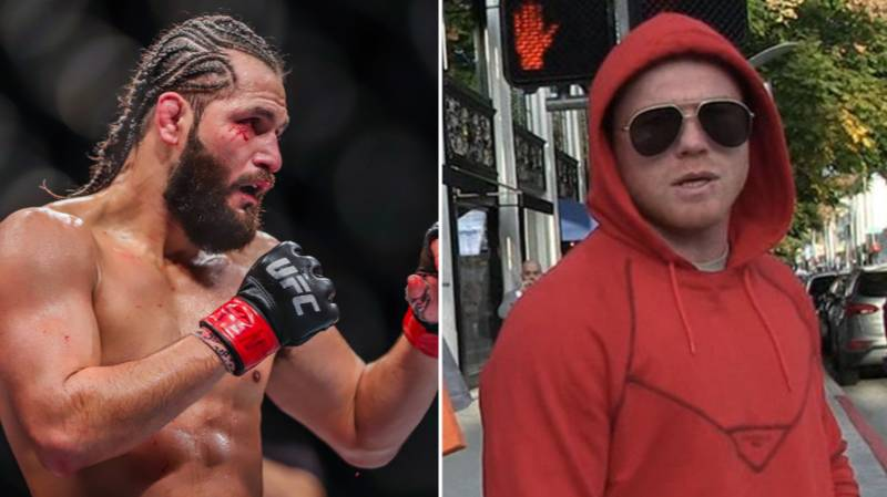 Canelo Alvarez Finally Accepts Jorge Masvidal's Call-Out For Boxing Bout