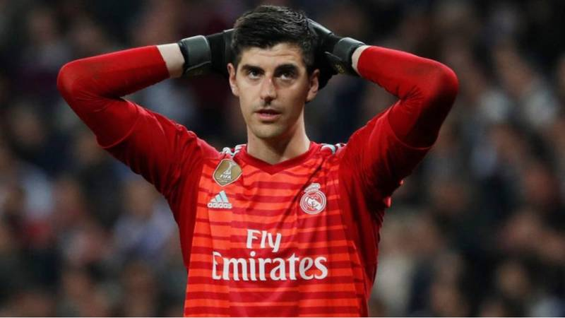 Thibaut Courtois Has Conceded 12 Goals And Made 11 Saves This Season