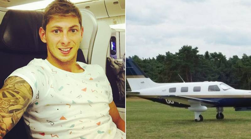 Emiliano Sala Plane Wreckage 'Found' After Two Seat Cushions Discovered On French Beach