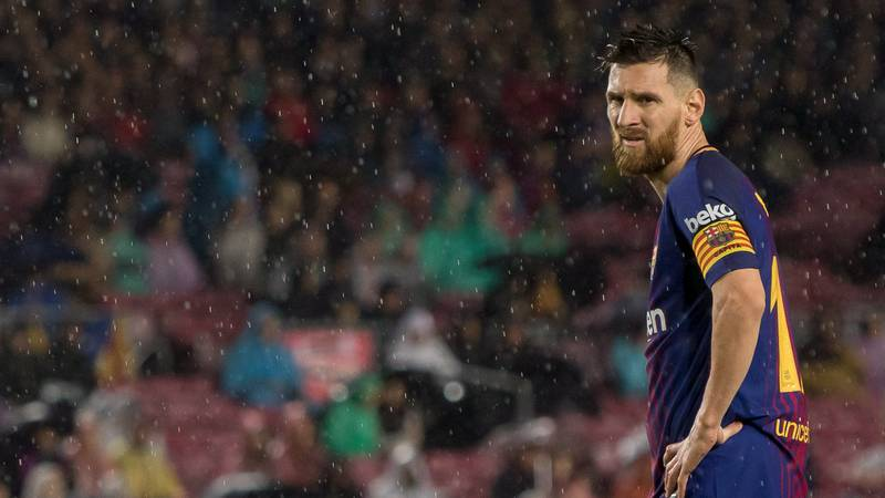 There's Three Surprising Names Ahead Of Lionel Messi For The Golden Shoe