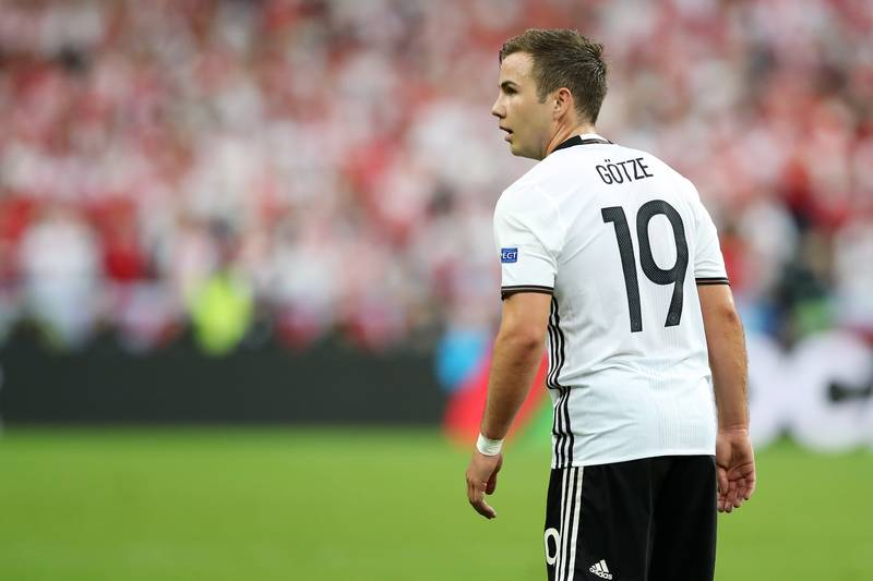 Mario Gotze Has Made A Rather Weird Comment About His Form