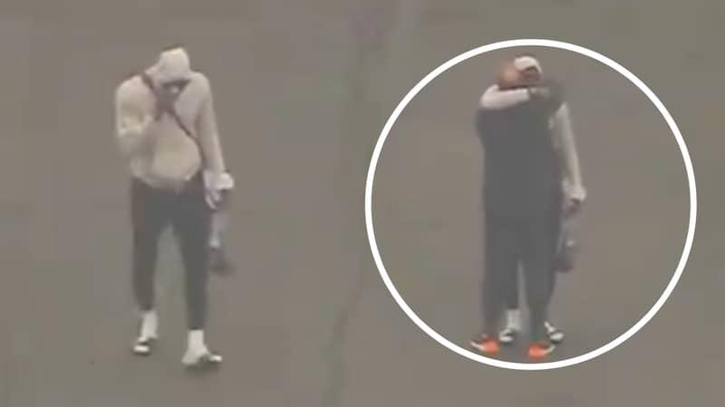 Heartbreaking Footage Of LeBron James In Tears After Death Of Kobe Bryant