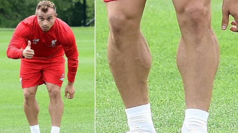 Xherdan Shaqiri's Legs Have A Bigger Future Than Everton