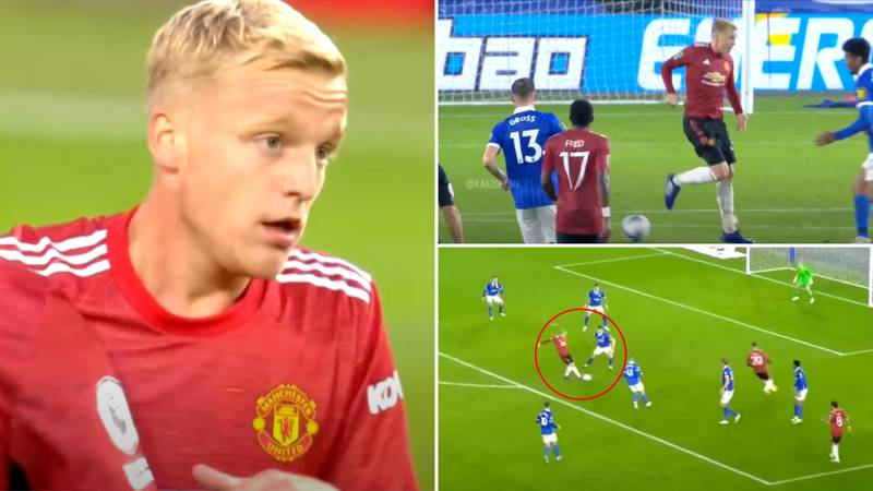 Incredible Donny Van De Beek Compilation Shows Exactly What Manchester United Are Missing