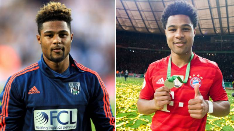 Serge Gnabry Has Had An Incredible Change In Fortunes In Four Years