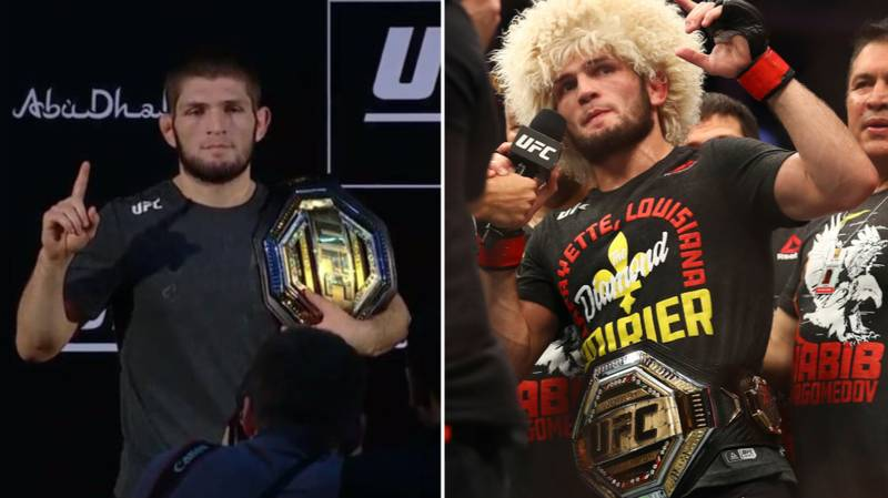 Khabib Nurmagomedov Wants Two More Fights Before Retiring, Says His Father