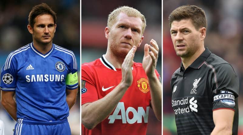 Paul Scholes Finally Settles Debate Involving Steven Gerrard, Frank Lampard And Himself