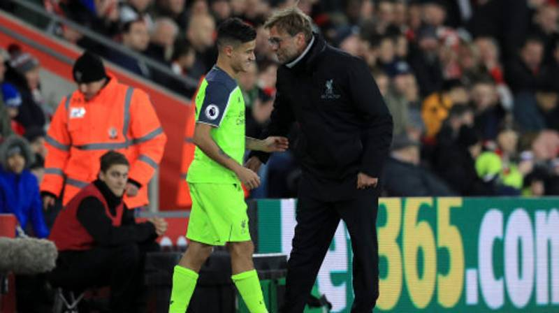 Liverpool Already Have Philippe Coutinho's Replacement Lined Up