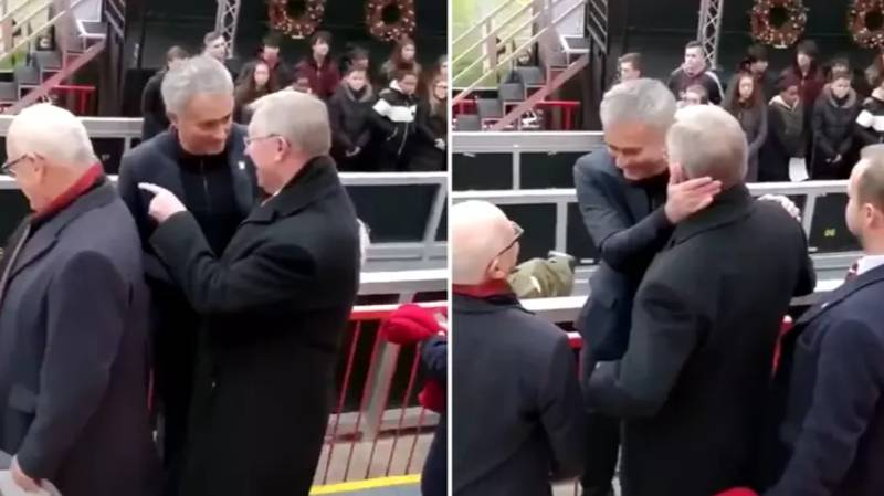 When Sir Alex Ferguson Advised Jose Mourinho To Play Scott McTominay