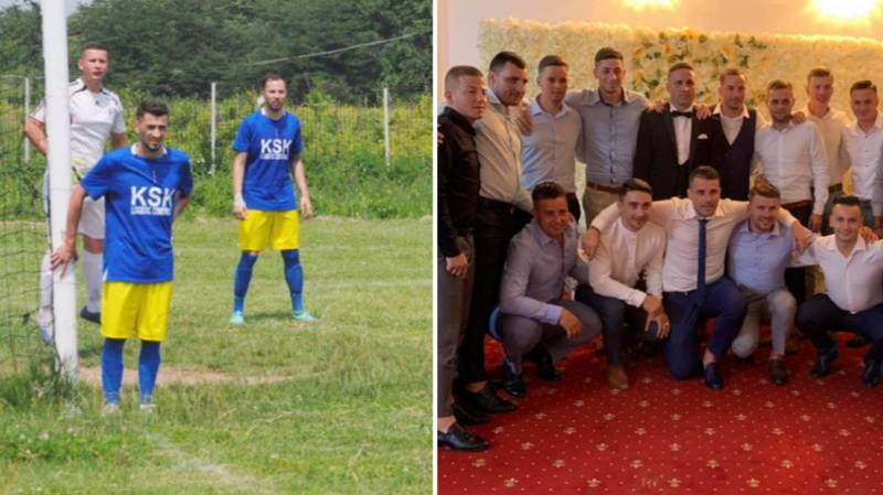 Team Forfeit Game Because All The Squad Were Invited To Player's Wedding