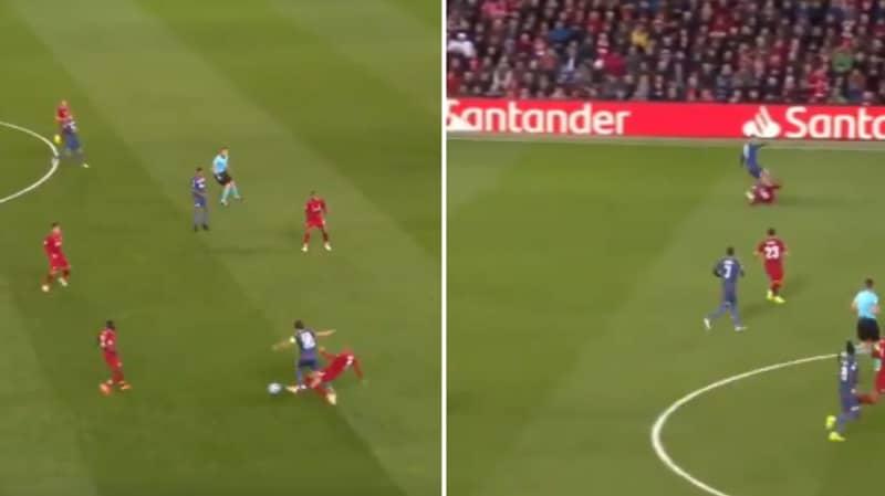 Fabinho's Tackling Was Proof The Art Still Exists In Football