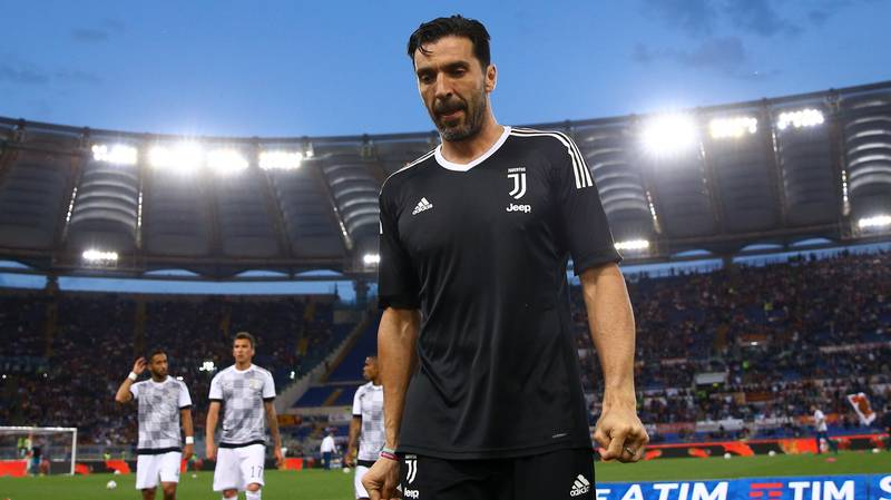 Gianluigi Buffon To Announce Retirement In Thursday Press Conference
