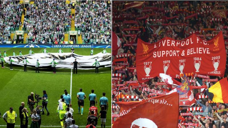 Celtic Park Beats Anfield As 'The Best Atmosphere In European Football'