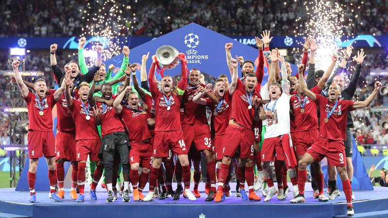 ITV Set To Bid To Bring Champions League Back To Free-To-Air TV