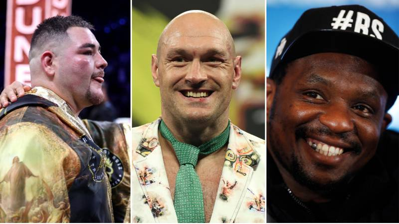 Tyson Fury Names NINE Opponents He Wants To Fight After Anthony Joshua