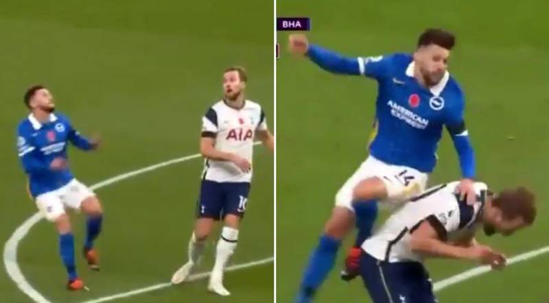 Harry Kane Accused Of 'Manipulating Referees' By Danny Murphy After Controversial Penalty Against Brighton