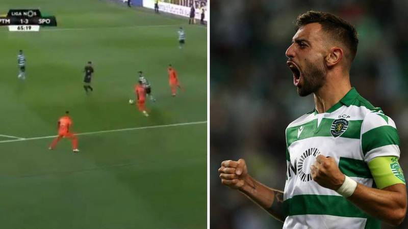 Bruno Fernandes Angers Manchester United Fans By Getting Three Assists