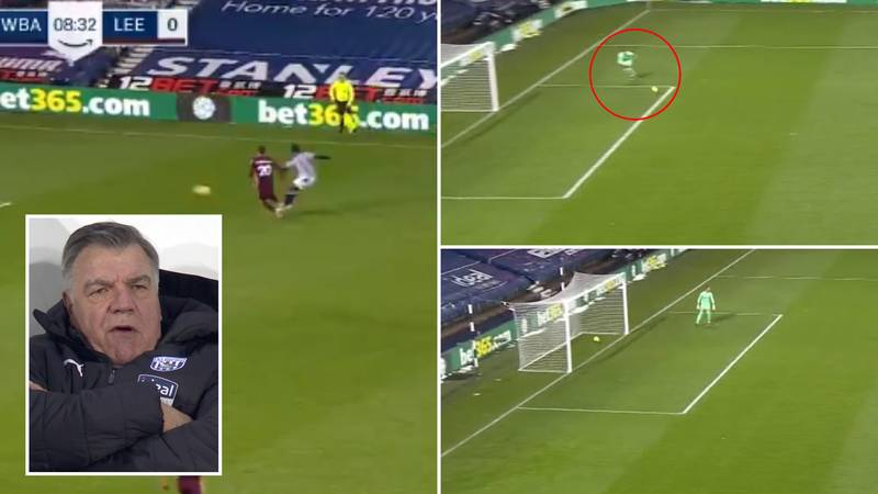 Romaine Sawyers' 'No-Look' Own Goal For West Brom Vs Leeds Is The Weirdest Of The Season