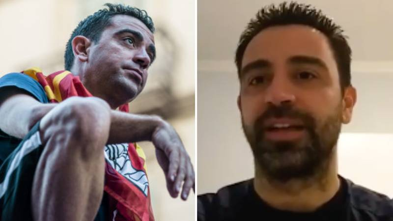 Barcelona Legend Xavi Names Best Defender, Midfielder And Manager In The World Right Now