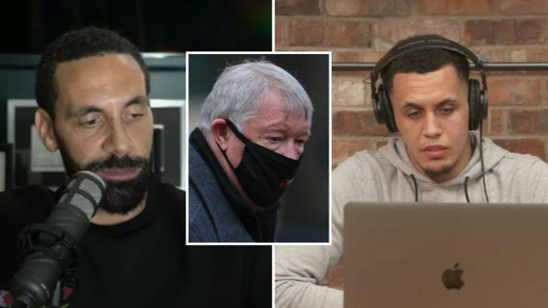 Rio Ferdinand Almost Started Crying After Reading Sir Alex Ferguson's Text Message About Ravel Morrison
