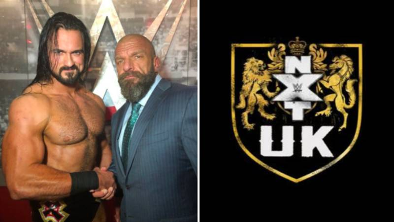 Triple H 'Would Love' To Have Drew McIntyre Show Up In NXT UK
