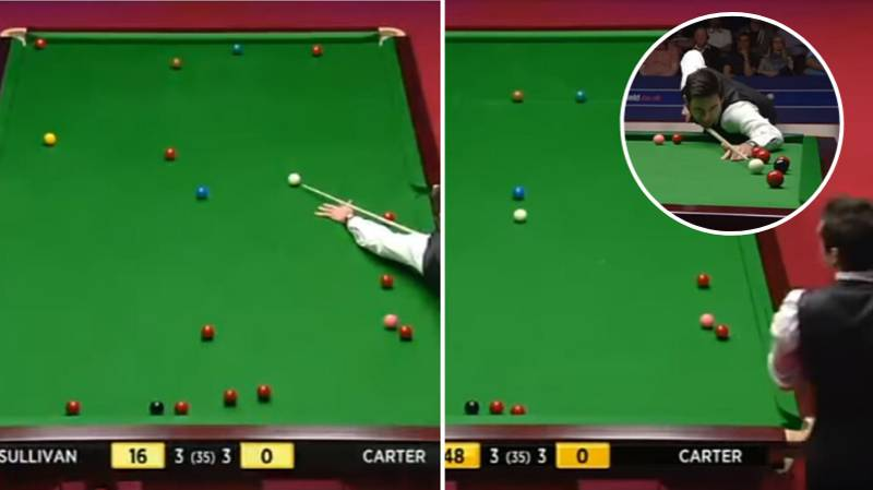 Ronnie O'Sullivan's Greatest Clearance Came In The 2012 World Final