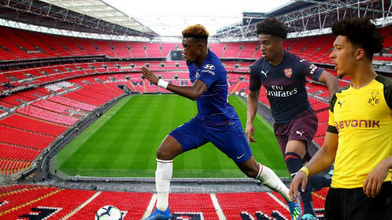 'English Clubs Producing Better Youngsters Than German Clubs'