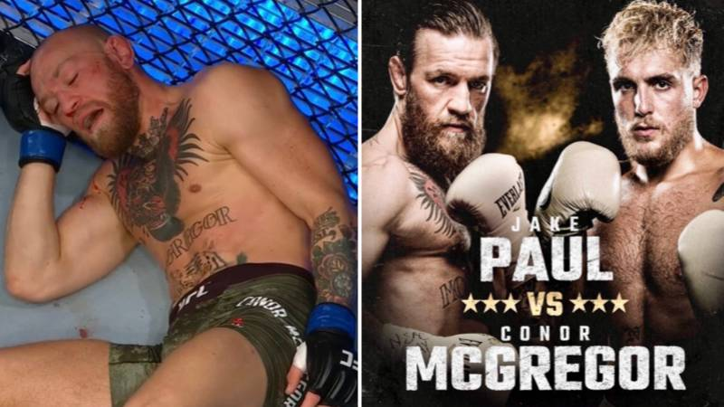 Conor McGregor Vs. Jake Paul: Will It Still Happen After UFC Star's KO By Dustin Poirier?