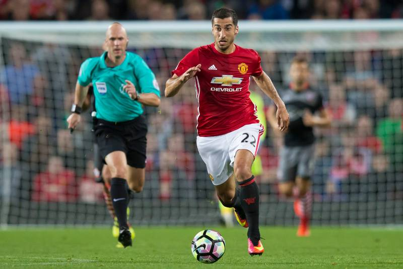Henrikh Mkhitaryan's Manchester United Absence Explained