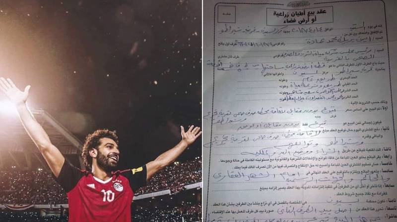 Mohamed Salah Is Saving Lives In His Native Village With Humble Gesture