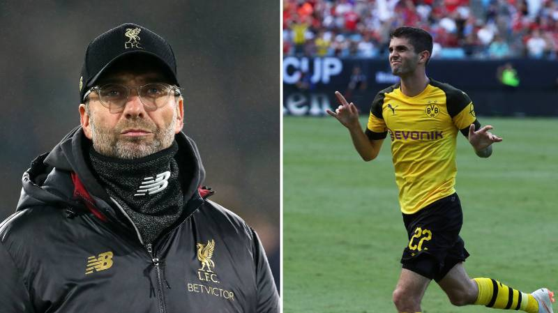 Why Jurgen Klopp Decided Against Making A Move For Christian Pulisic