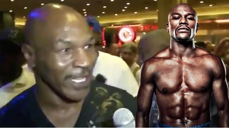 Mike Tyson Absolutely Ruins Floyd Mayweather For Muhammad Ali Comparison