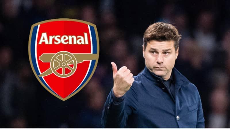 Mauricio Pochettino Deemed As 'Credible Option' For Vacant Arsenal Job